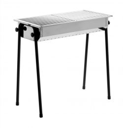 Charcoal grill - terrasse patio