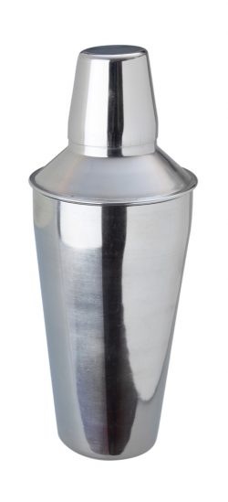 Cocktail shaker konisk
