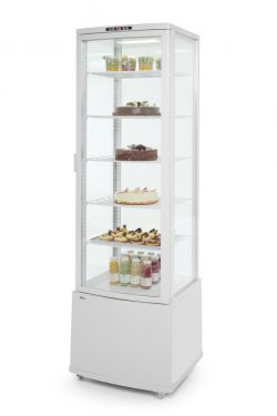 Display kabinet m. Frys - 280 Liter