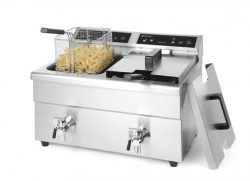 Induktion deepfryer Kitchen line double